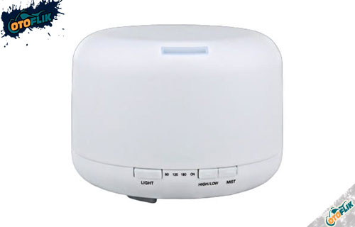 Ultrasonic Aroma Air Purifier LED 500ML