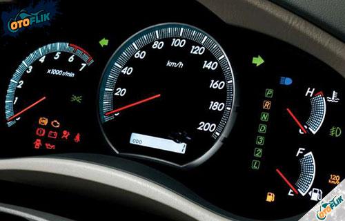 Arti Lampu Indikator Mobil Avanza
