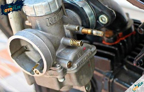 Komponen Karburator Motor dan Fungsinya