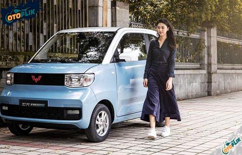Mobil Listrik Wuling Hongguang Mini EV