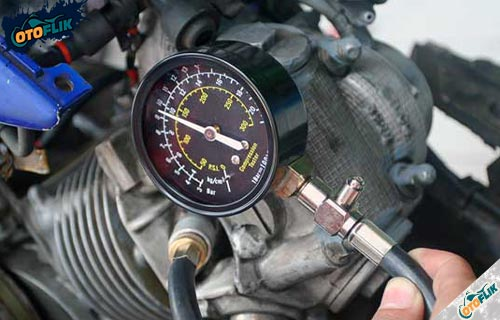 Penyebab Motor Hilang Kompresi