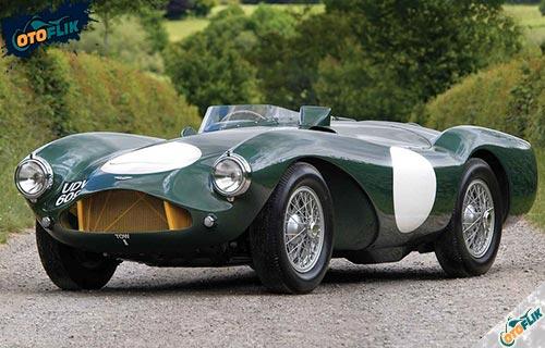 Aston Martin DB3S Works 1953