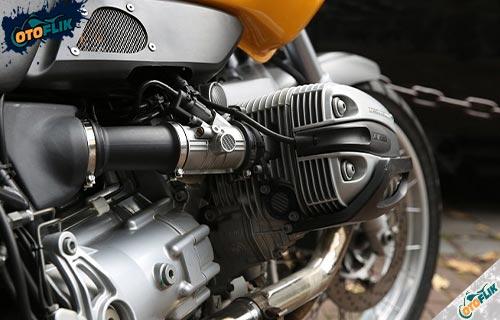Beberapa Penyebab Mesin Motor Panas