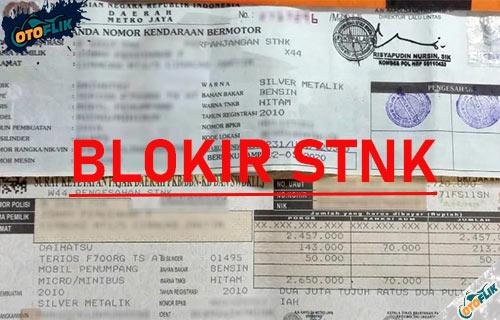 Cara Blokir STNK Motor Mobil Yang Sudah Dijual Secara Online