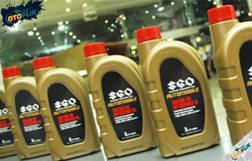 Daftar Harga Oli SGO Terlengkap