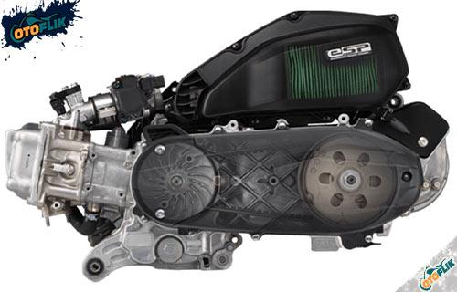 Daftar Kompone CVT Motor Matic Beserta Fungsinya