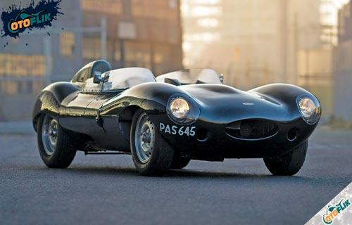 Jaguar D Type 1955