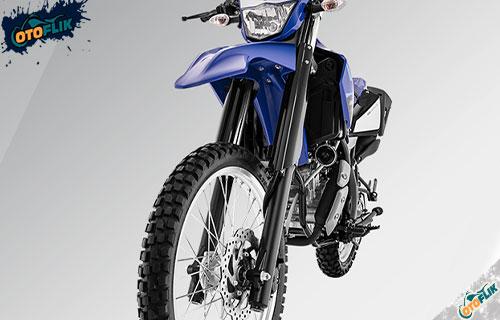 Keamanan Kenyamanan Yamaha WR155R