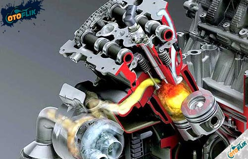 Penyebab Mesin Motor Cepat Panas