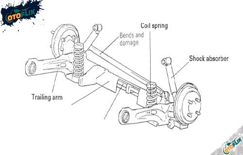 Suspensi Trailing Arm