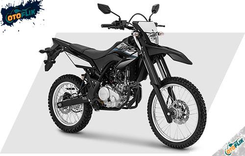 Yamaha WR155R Hitam