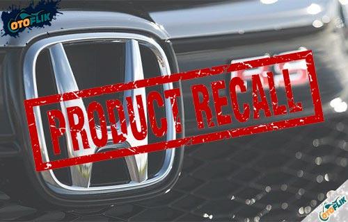 Cara Cek Status Recall Mobil Honda