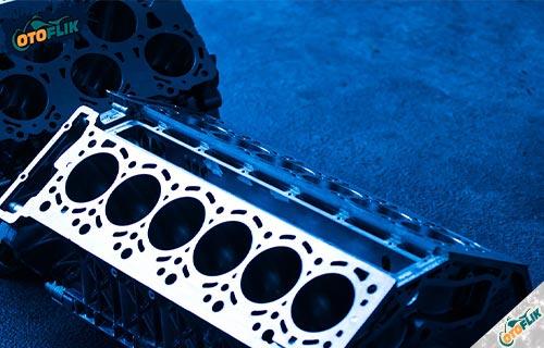 Fungsi Blok Silinder Mesin