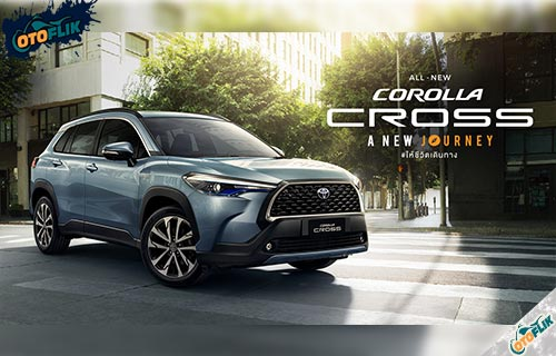 Harga Toyota Corolla Cross