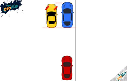 Lurus Sejajarkan Mobil