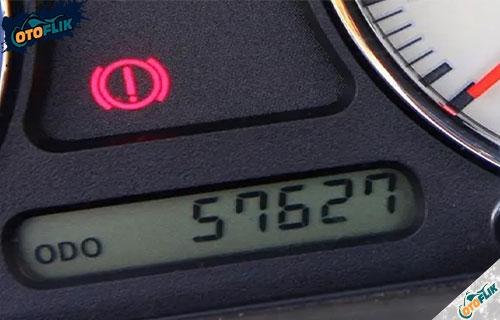 Odometer Elektronik