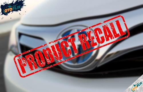 Cara Cek Status Recall Mobil Toyota di Indonesia