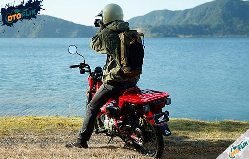 Fitur Honda CT125