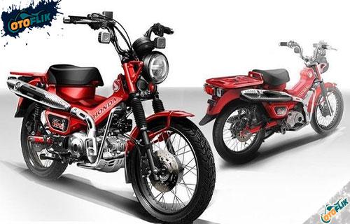 Harga Honda CT 125 Terbaru
