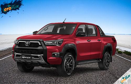 Harga Toyota Hilux Facelift