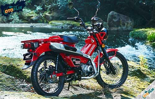 Review Spesifikasi dan Harga Honda CT125