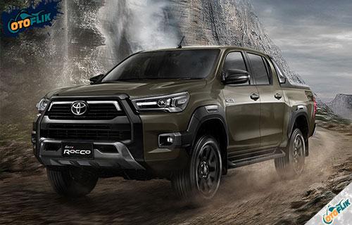 Review Spesifikasi dan Harga Toyota Hilux Facelift