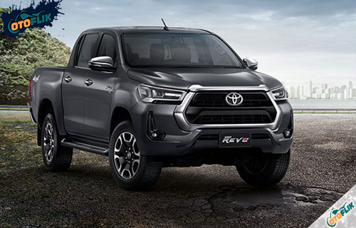 Review Toyota Hilux Facelift