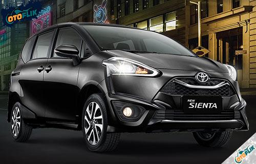 Toyota Sienta Welcab Attitude Black Mica