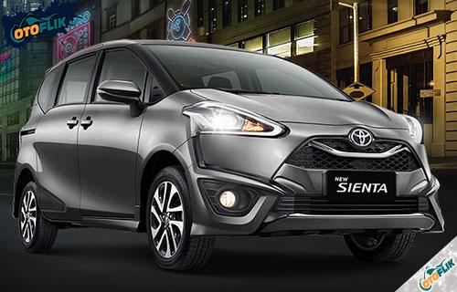 Toyota Sienta Welcab Gray Metallic