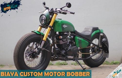 Biaya Custom Motor Bobber