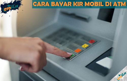 Cara Bayar KIR Mobil Online