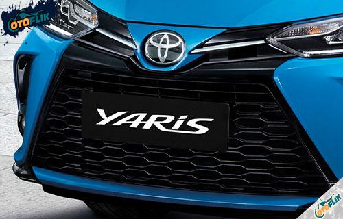 Desain New Yaris Facelift