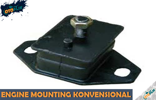 Engine Mounting Konvensional