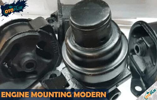 Engine Mounting Modern