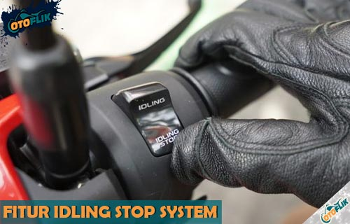 Fitur Idling Stop System ISS