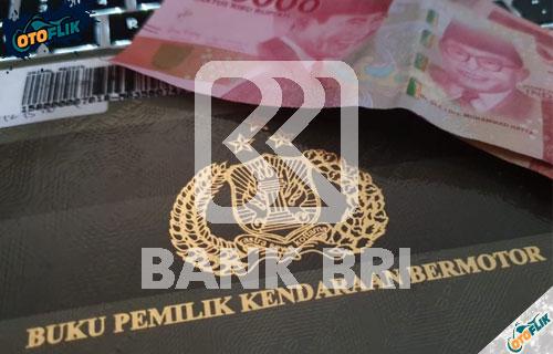 Gadai BPKB Mobil di Bank