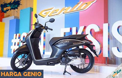Harga Honda Genio