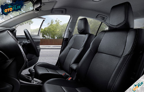 Kemewahan Interior Toyota Yaris Facelift 2020
