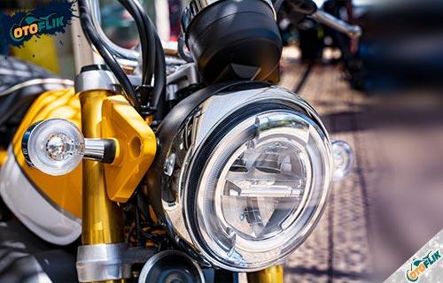 Sistem Penerangan Sepeda Motor 2020   Komponen  U0026 Fungsi
