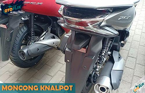 Moncong Knalpot