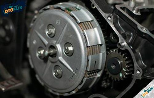 Motor Terasa Selip Kopling