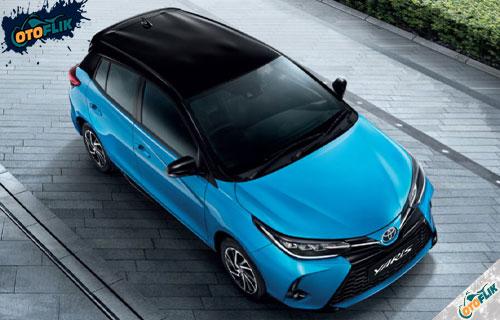 Review Yaris Facelift 2020