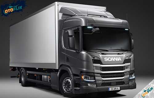 Truk Scania