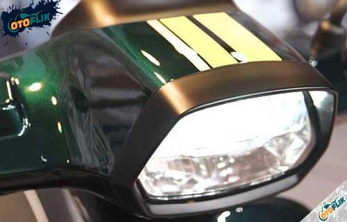 Desain Vespa GTS 300 HPE Racing Sixties
