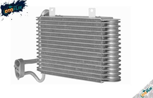Evaporator AC Drawn Cube