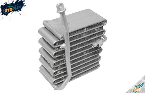 Evaporator AC Serpentine