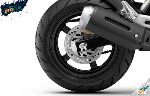 Fitur dan Sistem Keamanan Kenyamanan Honda MSX 125 Grom