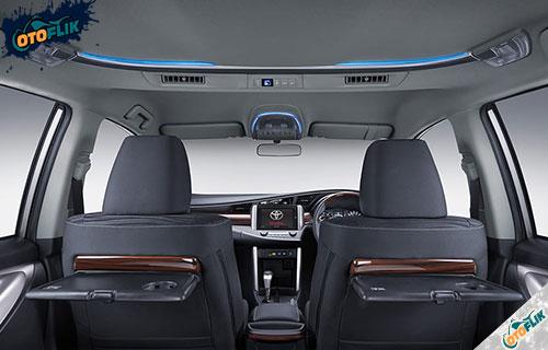 Interior Toyota Kijang Innova Facelift