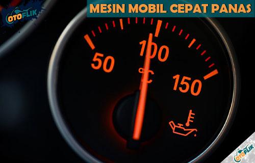 Mesin Mobil Cepat Panas