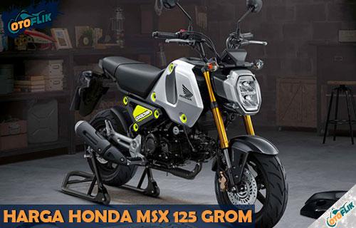 Review Spesifikasi dan Harga Honda MSX 125 Grom Terbaru